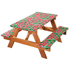fitted picnic table and bench covers miles kimball