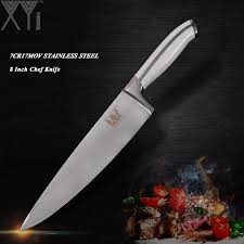 high carbon stainless steel kitchen knives xyj germany style high carbon stainless steel kitchen knife slicing