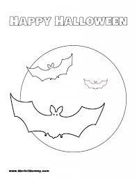 Free Halloween Coloring Page by Free Halloween Coloring Pages Merlot Mommy