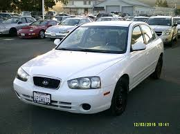 2001 hyundai elantra 2001 hyundai elantra gls 4dr sedan in ukiah ca mendocino auto