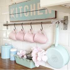 pastel kitchen ideas pin by on cocinas pastels shabby and kitchens
