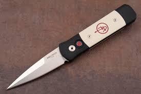kitchen devils knives protech godson custom jersey tricity knife works