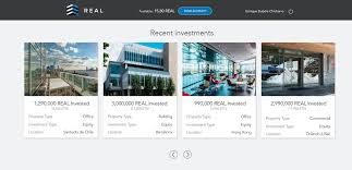 introducing real real estate investing with blockchain technology