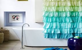 Regular Curtains As Shower Curtains 30 Super Cute Bathroom Decor Ideas Home So Good