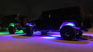 jeep wrangler rock lights led jeep wrangler accessories rock lights halo s lightbars and