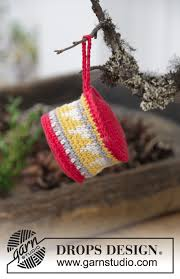 drum knitting pattern christmas drums drops extra 0 1409 free crochet patterns by