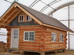 Small Post And Beam Homes Montana Mobile Cabins Beam Cabin