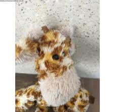 price jelly cat jellycat merryday small giraffe soft comforter