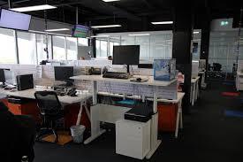 Open Floor Plan Office by Appliances Online U0027s Workspace An Open Plan Office With Lots Of