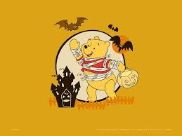 disney halloween background winnie the pooh halloween wallpaper