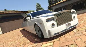 roll royce phantom 2016 rolls royce phantom limo gta5 mods com