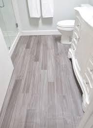 bathroom flooring ideas vinyl centsational archive bathroom remodel complete