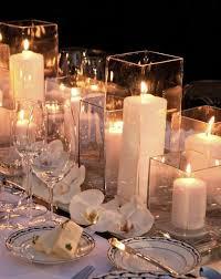 composizione di candele centrotavola elegante foto 6 40 design mag