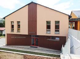 Haus Der Haus Der Generationen Brahmenau Brahmenau Architekturführer