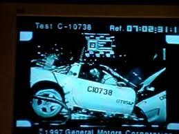 corvette test chevrolet corvette c5 crash test vettetube corvette