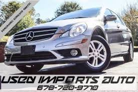 macon mercedes used mercedes r class for sale in macon ga edmunds