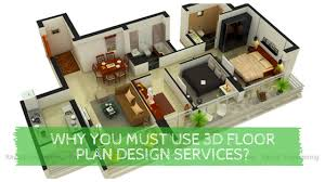 why you must use 3d floor plan design services artconnect
