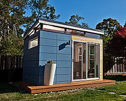 Backyard Office Building Modern Shed Solutions For Limited Living Space Storage Space
