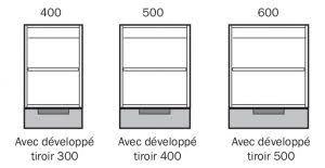 tiroir sous meuble cuisine kit pour tiroir de plinthe meuble cuisine fr