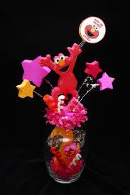 Glass Vase Centerpiece Elmo Glass Vase Centerpiece Adianezh On Artfire