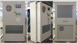 electrical cabinet air conditioner energy saving ip55 outdoor advertising kiosk air conditioning
