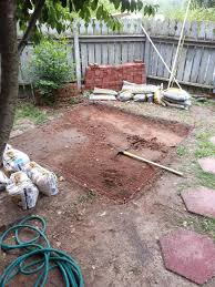 Backyard Improvement Ideas by Prepossessing Backyard Brick Patio In Home Remodeling Ideas With