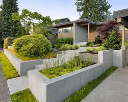 wonderful front garden retaining wall front yard retaining wall
