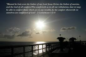 May The God Of All Comfort The Prophecy Puzzle Our Lord Is The God Of All Comfort