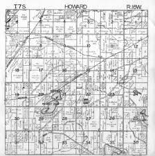Michigan County Maps by Township Maps Cass County Michigan