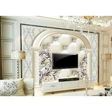simulation 3d chambre papier peint décor à la maison 3d simulation porte de luxe diamant