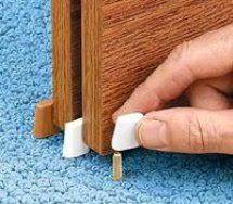 Repair Closet Door Replacement Sliding Door Guide