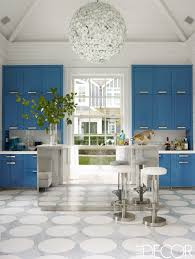 retro kitchen decorating ideas 25 designer blue kitchens blue walls u0026 decor ideas for kitchens