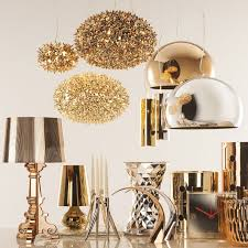 Kartell Bloom Ceiling Light Bloom Pendant Light In Gold By Kartell Public Wc Pinterest