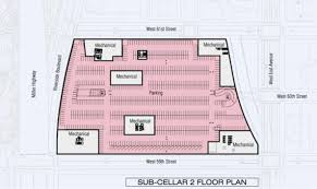 Parking Building Floor Plan City Planning Ready To Approve 1 260 Parking Spaces At Riverside