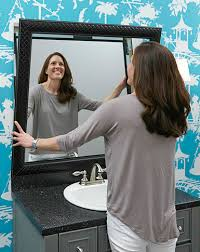 mirror trim ideas for your bathroom mirrormate frames