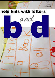 help with letters b and d teach mama