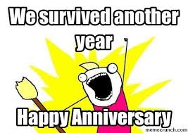Happy Anniversary Meme - happy anniversary work images free download best happy anniversary