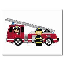 466 fireman printables images firemen fire