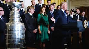 pittsburgh penguins visit white house and president trump si com