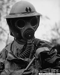 Masker Gas gas masker myconfinedspace