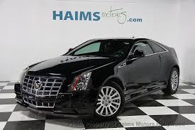 used cadillac cts 2013 2013 used cadillac cts coupe 2dr coupe premium rwd at haims motors