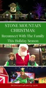 stone mountain christmas reconnect w the family this holiday season
