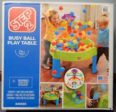 step2 busy ball play table step2 busy ball play table 201