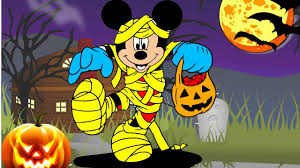 disney halloween coloring page disney mickey mouse coloring book