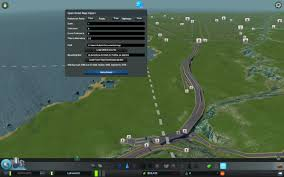 Real Map Of The World by Cities Skylines Mod Lets You Export Your City As A Real World Map