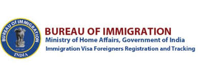 bureau immigration contact of indian immigration frros phone email customer care