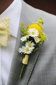 fun and bright yellow and gray wedding every last detail