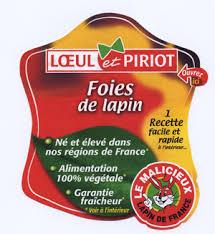 comment cuisiner des foies de lapin cuniculture recettes foies de lapin à la moutarde
