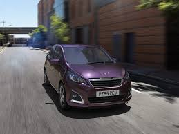 peugeot small car the motoring world the peugeot 108 the perfect choice for