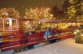 christmas lights train ride train rides pnc festival of lights pinterest train rides